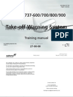 27 Take-Off Warning System