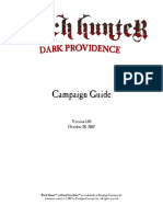 WitchHunter Campaign Guide v1.03