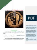 Origens da Civilização Grega