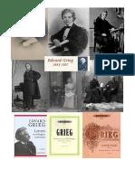 8 Edvard Grieg Fotos