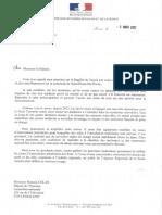 Déserts médicaux - Réponse de Marisol Touraine