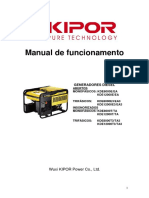 Manual Kde12000 Portugues