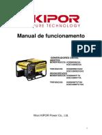 Manual Kde12000 Portugues