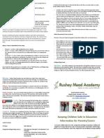 Keeping Children Safe in Education Leaflet