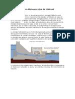 Planta Hidroeléctrica de Misicuni