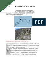 Ecuaciones Constitutivas Rocas
