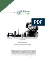 Lagmanovich, David - Europa y América en La Minificción de Julio Cortázar