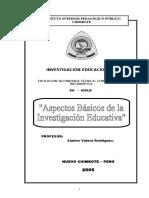 Separata - Aspectos Básicos Inv. Educativa