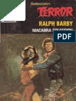 Barby Ralph - Seleccion Terror 258 - Macabra Coleccion