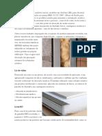 Material Acustica