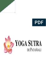 Yoga Sutras de Patanjali