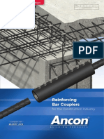 Reinforcing Bar Couplers-UK-IRE-Edition June 2014 - Version 3