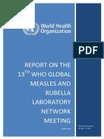 WHO - GLOBAL REPORT MEASLES N RUBELA 2015.pdf