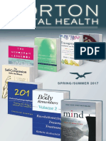Norton Mental Health - Spring/Summer 2017 Catalog