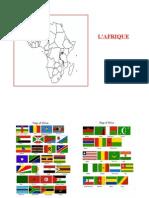 Fiches Pedagogiques AFRIQUE
