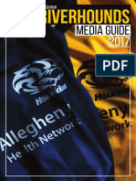 2017 Pittsburgh Riverhounds Media Guide