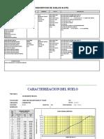analisis granulometricoBERICHT