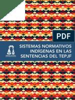 Sistemas normativos indígenas