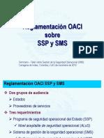 Oscar Quesada-Reglamentación OACI sobre SMS y SSP.pdf