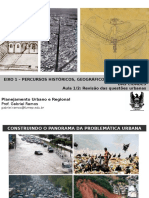 AULA 2_Questões, Histórias e Redes Urbanas