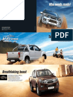 ISUZU Product Brochure