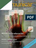 Comunicar N°44 REVISTA CIENTÍFICA DE EDUCACIÓN