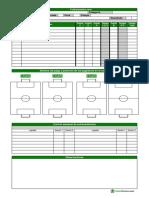 Informe Partido y Asistencia Futbol 7