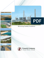 Prasad and Company Brochure 2013