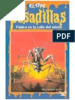 35 - Panico en La Calle Del Miedo - R. L. Stine