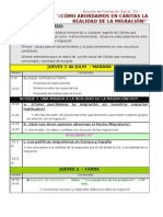 Guon Trabajo Cursos vs Participantes