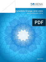 Michal Dinal PDF file for IRINA 2014 Clean Energy Jobs Report