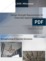 Alkhrdaji_ACI 562_Design Strength Limints