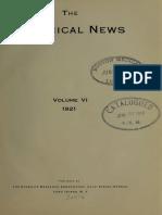 Eugenical News VOLUME VI 1921-84