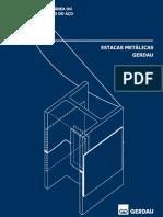 Perfis Metalicos Gerdau Para Estacas