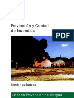 Manual Achs - Prev y Control Incendios