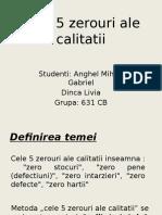 Cele 5 Zerouri Ale Calitatii (1)