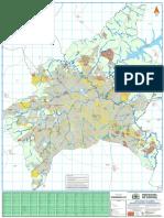 Mapa de Goiânia