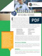 Programa Oficina Verde Oficial