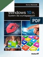 Danowski B. - Windows 10 PL. System Dla Wymagających