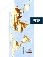 Estimated 2015 Population Density