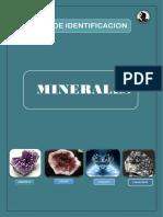 Portada de Minerales