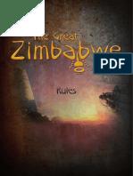The Great Zimbabwe Rules