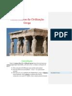 Caraterísticas da Civilização Grega