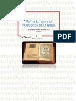 Encuentro Lutero