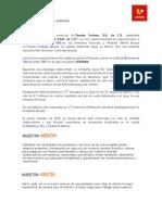 Estudio de Empresa Soriana