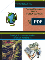 30242907 Foreign Exchange Market P P T