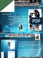 mantenimientodelsoftware-120707215648-phpapp01