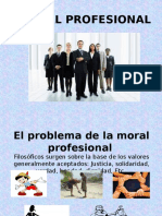 Moral Profesional