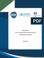 Informacion Modulo General 2015 Lavado