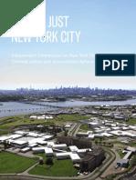 Rikers Island Final Report